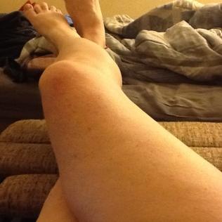 She's got legs...